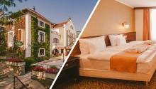 6-day relaxation Park Hotel Hévíz